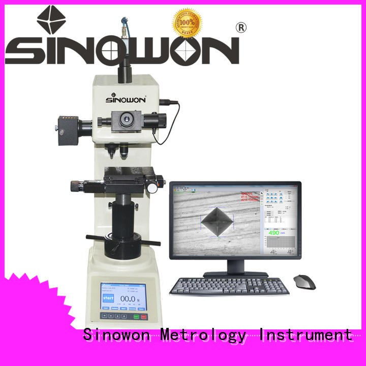 measurement Custom high accuracy touch screen Vision Measuring Machine Sinowon measuring micro-structures