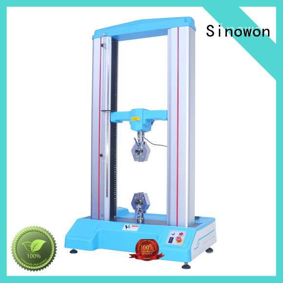 Sinowon compressive strength testing machine design for small areas