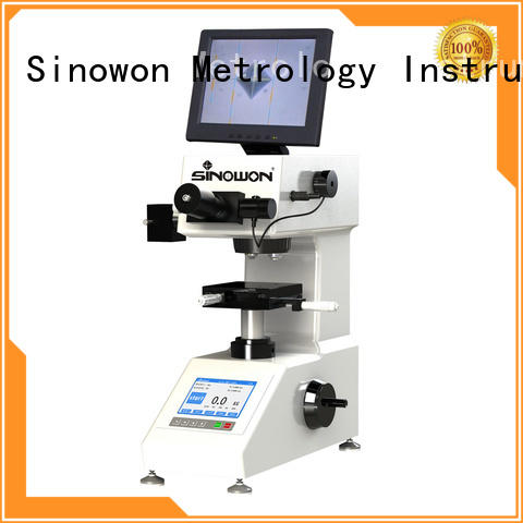 Sinowon micro vickers hardness tester customized for small parts