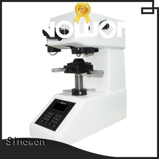 Sinowon durable micro vickers manufacturer for small parts
