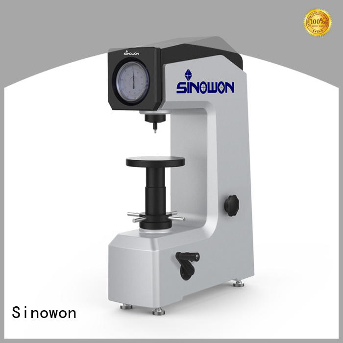 Sinowon portable hardness tester manufacturer for small areas