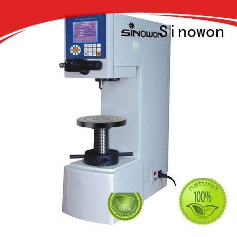 application of brinell hardness test color touch screen measuring Bulk Buy measurement system Sinowon