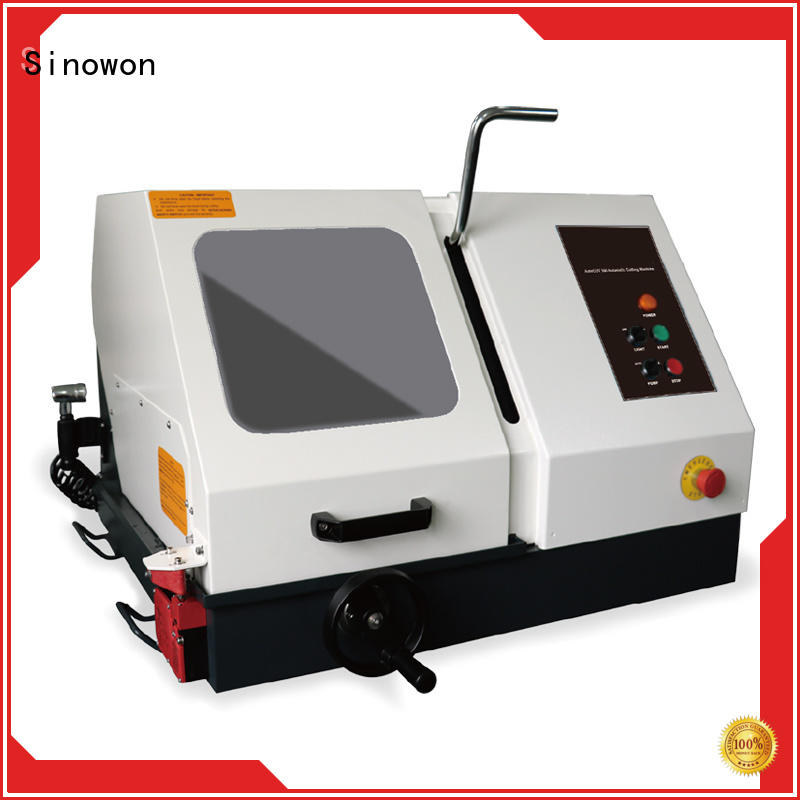 Sinowon polishing equipment with good price for medical devices